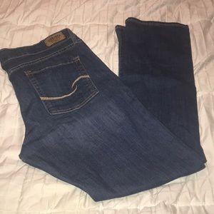 Levi's Modern Straight Jeans Size 14